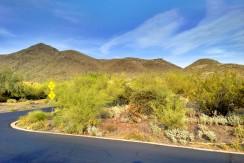 SOLD – Gorgeous property land lot Cave Creek – Black Mountain – Carefree Sentinel Rock Estates