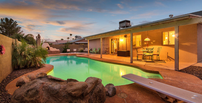 SOLD – Gorgeous Pool home with remodeled kitchen…psst Lookout Hiking!