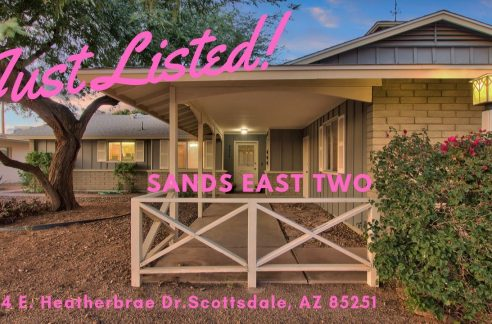 Sands East Two - Scottsdale l Home for Sale - Baden HomeSmart