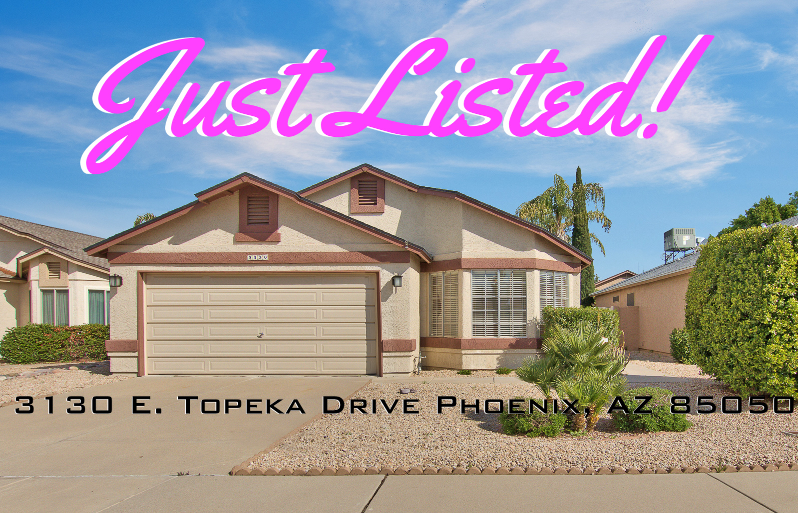 Gorgeous updated North Phoenix Home for Sale