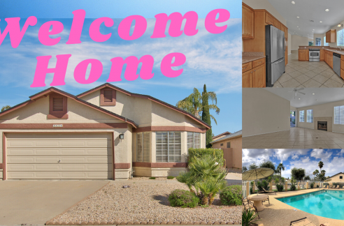 North Phoenix - Parque Village l Home for Sale - Baden HomeSmart