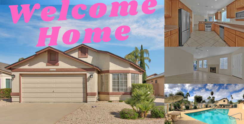 North Phoenix - Parque Village l Home for Sale - Baden HomeSmart