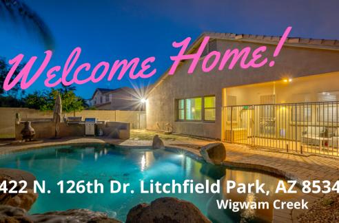 Litchfield Park - Wigwam Creek l Home for Sale - Baden HomeSmart