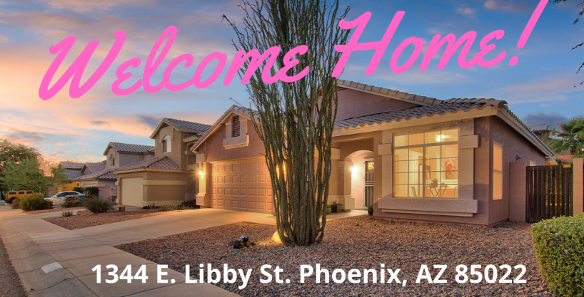 Gorgeous Central North Phoenix Home for Sale – Great Location!!