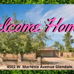 Glendale Arizona - West Plaza 16 l Home for Sale - Baden HomeSmart