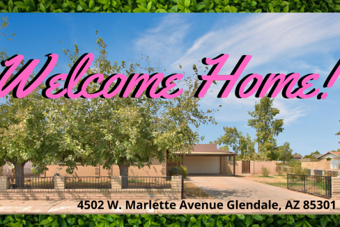 Glendale Arizona - West Plaza 16 l Home for Sale - Baden HomeSmart