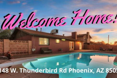 Phoenix Arizona - Cox Meadows l Home for Sale - Baden HomeSmart