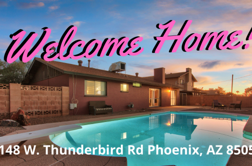 Phoenix Arizona - Cox Meadows l Home for Sale - Baden HomeSmart