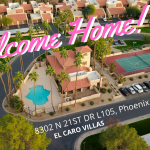 Central Phoenix uptown - El Caro Villas - Home for Sale - Baden HomeSmart