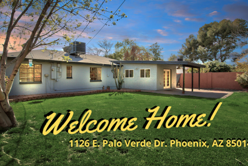 North Central Phoenix - McAdams Manor l Home for Sale - Baden HomeSmart